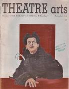 Theatre Arts Magazine November 1950 Magazine