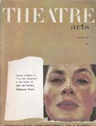Theatre Arts Magazine January 1953 Magazine