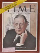 Time Magazine May 26, 1958 Magazine