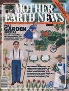 The Mother Earth News Magazine September 1986 Magazine