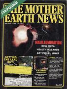 The Mother Earth News Magazine January 1986 Magazine