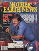 The Mother Earth News Magazine July 1989 Magazine