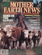 The Mother Earth News Magazine September 1989 Magazine