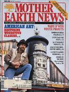 The Mother Earth News Magazine January 1989 Magazine