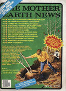 The Mother Earth News Magazine March 1979 Magazine