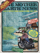 The Mother Earth News Magazine July 1979 Magazine