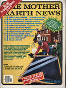 The Mother Earth News Magazine January 1979 Magazine