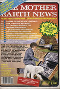The Mother Earth News Magazine March 1982 Magazine