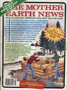 The Mother Earth News Magazine November 1982 Magazine
