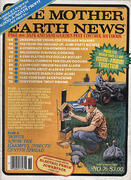 The Mother Earth News Magazine July 1982 Magazine