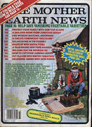 The Mother Earth News Magazine January 1982 Magazine