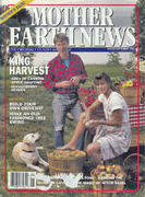 The Mother Earth News Magazine August 1992 Magazine