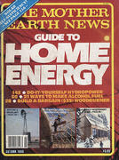 The Mother Earth News Magazine September 1980 Magazine