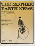 The Mother Earth News Magazine May 1970 Magazine