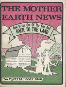 The Mother Earth News Magazine March 1970 Magazine