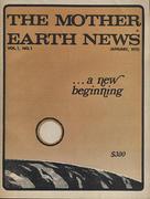 The Mother Earth News Magazine January 1970 Magazine