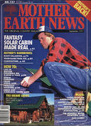 The Mother Earth News Magazine September 1991 Magazine
