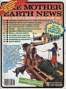 The Mother Earth News Magazine November 1983 Magazine