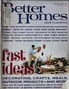 Better Homes And Gardens Magazine July 1965 Magazine