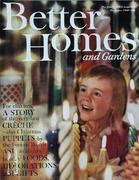 Better Homes And Gardens Magazine December 1960 Magazine