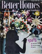 Better Homes And Gardens Magazine December 1957 Magazine