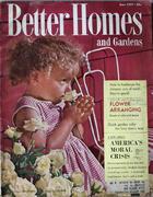 Better Homes And Gardens Magazine June 1957 Magazine