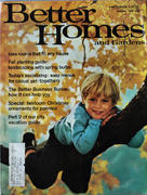 Better Homes And Gardens Magazine October 1973 Magazine