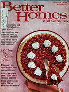 Better Homes And Gardens Magazine March 1968 Magazine