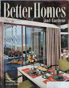 Better Homes And Gardens Magazine April 1953 Magazine