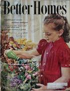Better Homes And Gardens Magazine November 1959 Magazine