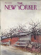 The New Yorker November 6, 1978 Magazine