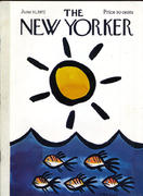 The New Yorker June 10, 1972 Magazine