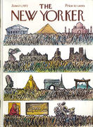 The New Yorker June 24, 1972 Magazine