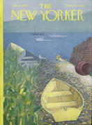 The New Yorker July 15, 1972 Magazine
