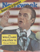 Newsweek Magazine March 27, 1972 Magazine