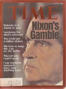 Time Magazine May 13, 1974 Magazine