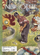 The New Yorker August 21, 2000 Magazine