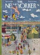The New Yorker April 18, 1959 Magazine