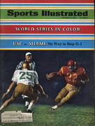 Sports Illustrated October 14, 1968 Magazine