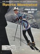 Sports Illustrated November 17, 1969 Magazine