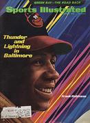 Sports Illustrated October 6, 1969 Magazine
