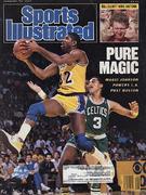 Sports Illustrated February 23, 1987 Magazine