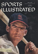 Sports Illustrated April 22, 1957 Magazine