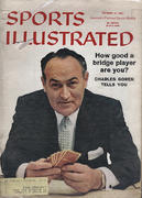 Sports Illustrated October 14, 1957 Magazine