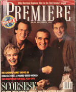 Premiere Magazine November 1, 1991 Magazine