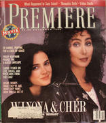 Premiere Magazine November 1, 1990 Magazine