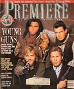 Premiere Magazine August 1, 1988 Magazine