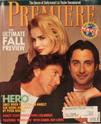 Premiere Magazine October 1, 1992 Magazine