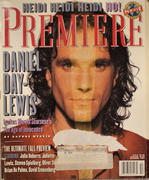 Premiere Magazine October 1, 1993 Magazine