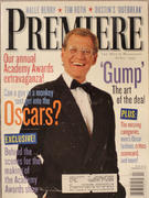 Premiere Magazine April 1, 1995 Magazine